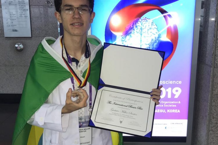 The 2019 International Brain Bee World Championship.