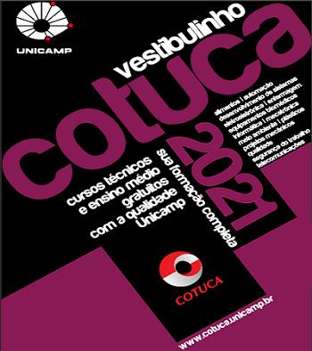 COTUCA – PROCESSO SELETIVO 2021